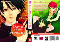 Image: Dawn of the Arcana Vol. 03 SC  - Viz Media LLC