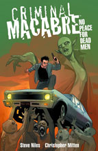 Image: Criminal Macabre: No Peace for Dead Men SC  - Dark Horse Comics