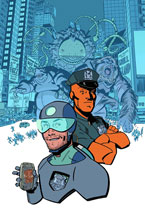 Image: Buddy Cops  - Dark Horse Comics