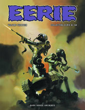 Image: Eerie Archives Vol. 13 HC  - Dark Horse Comics