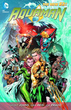Image: Aquaman Vol. 02: The Others HC  (N52) - DC Comics