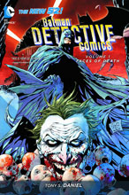 Image: Batman: Detective Vol. 01 - Faces of Death SC  - DC Comics