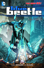 Image: Blue Beetle Vol. 02: Blue Diamond SC   - DC Comics