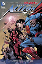 Image: Superman - Action Comics Vol. 02: Bulletproof HC  (N52) - DC Comics