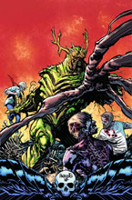 Image: Swamp Thing Vol. 02: Family Tree SC  - DC Comics