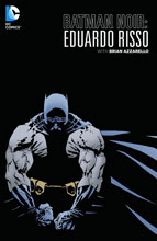 Image: Batman Noir: Eduardo Risso: The Deluxe Edition HC  - DC Comics