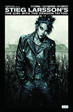 Image: Girl with the Dragon Tattoo Vol. 02 HC  - DC Comics - Vertigo