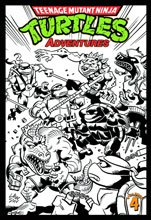 Image: Teenage Mutant Ninja Turtles Adventures Vol. 04 SC  - IDW Publishing