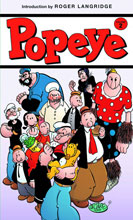 Image: Popeye Vol. 02 SC  - IDW Publishing
