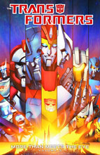 Image: Transformers: More Than Meets the Eye Vol. 03 SC  - IDW Publishing