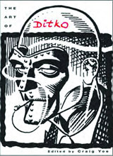 Image: Art of Ditko HC  (new edition) - IDW Publishing
