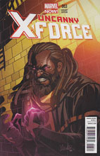 Image: Uncanny X-Force #3 (NOW!) (Larroca variant cover) - Marvel Comics