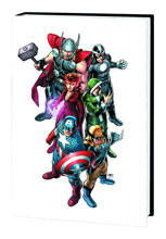 Image: Uncanny Avengers Vol. 01: The Red Shadow HC  - Marvel Comics