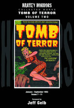 Image: Harvey Horrors Collected Works: Tomb of Terror Vol. 02 HC  - PS Artbooks
