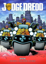 Image: Judge Dredd Origins SC  - Rebellion / 2000AD
