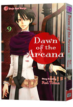 Image: Dawn of the Arcana Vol. 09 SC  - Viz Media LLC