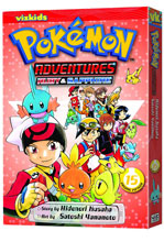 Image: Pokémon Adventures Vol. 15 SC  - Viz Media LLC