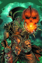 Image: Grimm Fairy Tales Presents Sleepy Hollow Vol. 01 SC  - Zenescope Entertainment Inc