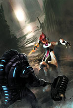 Image: Mass Effect: Foundation #9 - Dark Horse Comics