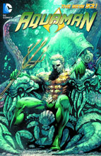 Image: Aquaman Vol. 04: Death of a King HC  (N52) - DC Comics