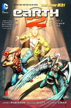 Image: Earth 2 Vol. 02: The Tower of Fate SC  (N52) - DC Comics