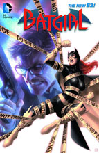 Image: Batgirl Vol. 04: Wanted HC  (N52) - DC Comics