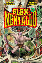 Image: Flex Mentallo: Man of Muscle Mystery SC  - DC Comics - Vertigo
