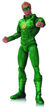 Image: DC Comics The New 52 Earth 2 Action Figure: Green Lantern  (Alan Scott) -