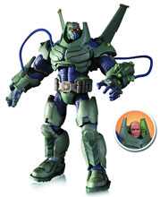 Image: DC Comics New 52 Deluxe Action Figure: Lex Luthor  -