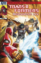 Image: Transformers: Regeneration One #100 - IDW Publishing