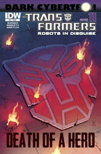 Image: Transformers: Robots in Disguise #27 (subscription cover) - IDW Publishing