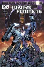 Image: Transformers: Dark Cybertron Finale  - IDW Publishing