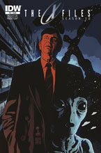 Image: X-Files: Season 10 #10 (subscription cover) - IDW Publishing