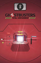 Image: Ghostbusters: Total Containment HC  - IDW Publishing