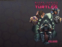 Image: Teenage Mutant Ninja Turtles Villains Micro-Series Vol. 02 SC  - IDW Publishing
