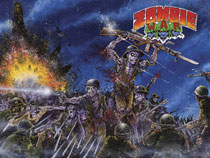 Image: Zombie War Complete SC  - IDW Publishing