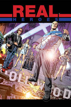 Image: Real Heroes #1 (cover A - Hitch) - Image Comics