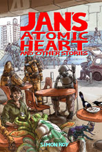 Image: Jan's Atomic Heart and Other Stories SC  - Image Comics
