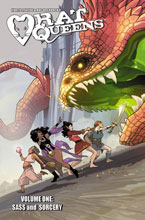 Image: Rat Queens Vol. 01: Sass & Sorcery SC  - Image Comics