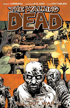 Image: Walking Dead Vol. 20: All Out War Part 1 SC  - Image Comics