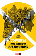 Image: X-Men: No More Humans HC  - Marvel Comics