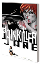 Image: Painkiller Jane: The Price of Freedom SC  - Marvel Comics