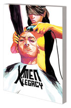 Image: X-Men Legacy Vol. 04: For We Are Many SC  - Marvel Comics
