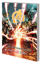 Image: Avengers Vol. 02: The Last White Event SC  - Marvel Comics