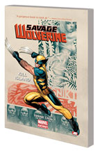 Image: Savage Wolverine Vol. 01: Kill Island SC  - Marvel Comics