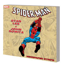Image: Spider-Man Newspaper Strips Vol. 01 SC  - Marvel Comics
