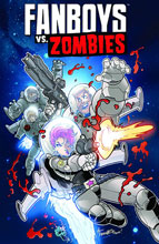 Image: Fanboys vs. Zombies Vol. 04 SC  - Boom! Studios