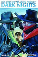 Image: Shadow / Green Hornet Vol. 01: Dark Nights SC  - Dynamite