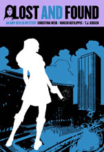 Image: Lost and Found: An Amy Devlin Mystery HC  - Oni Press Inc.
