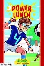 Image: Power Lunch Vol. 02: Seconds HC  - Oni Press Inc.